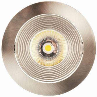 Luxalon LEDspot HD 703 aluminium geborsteld