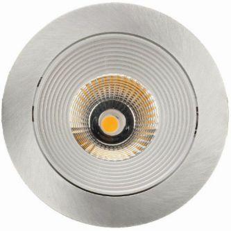 Luxalon LEDspot HD 703 mat aluminium