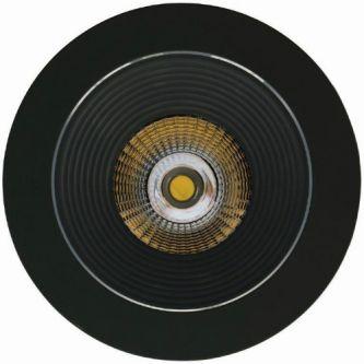 Luxalon LEDspot HD 703 zwart