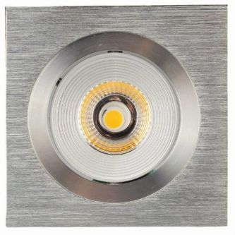 Luxalon LEDspot HD 705 alu geborsteld