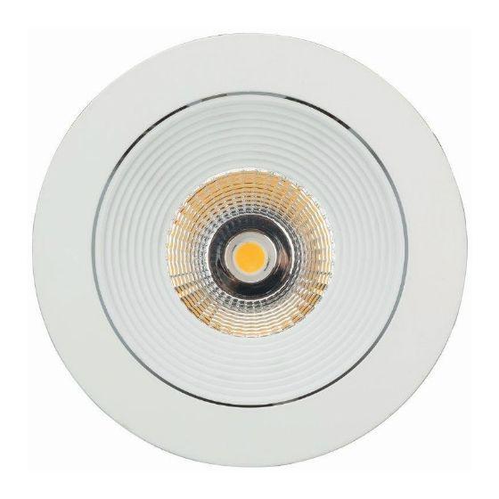 Luxalon LED spot HD 702 wit
