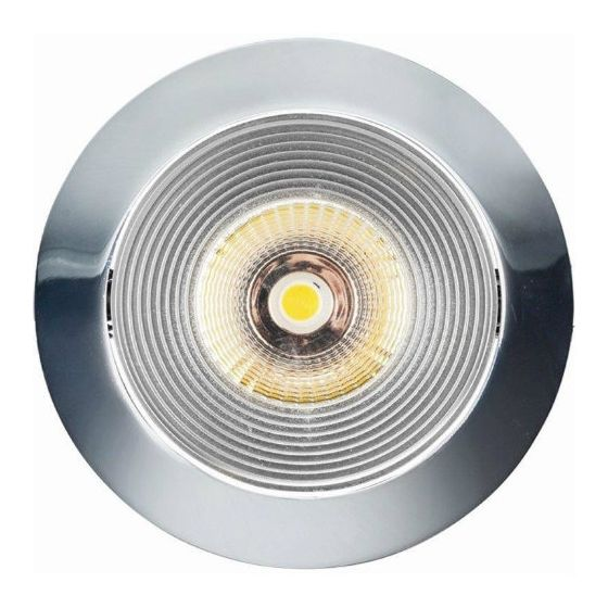 Luxalon LED spot HD 702 chroom
