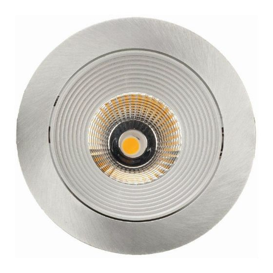 Luxalon LED spot HD 702 mat aluminium