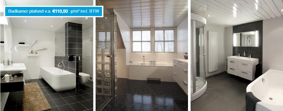 Luxalon Plafonds Van Aluminium 100 Vochtbestendigheid Speciaal Voor De Badkamer