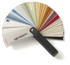 Luxalon kleuren